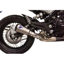 BENELLI LEONCINO 500 / LEONCINO TRAIL 300 – KIT SLIP ON WITH GP2R-RHT + HEAT SHIELD