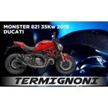UPMAP Ducati Monster 821 35Kw  M821 19 D178 SD 35KW