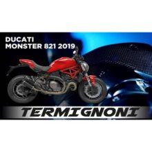 UPMAP Ducati Monster 821 – M821 19 OEM